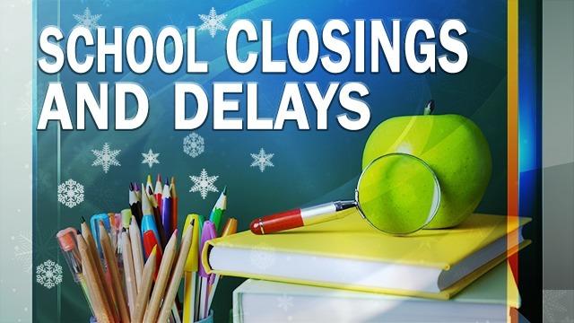 Cierres escolares y comerciales para martes y miércoles