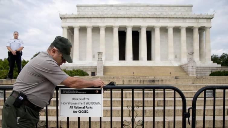 El Gobierno de EE UU, al borde del cierre parcial