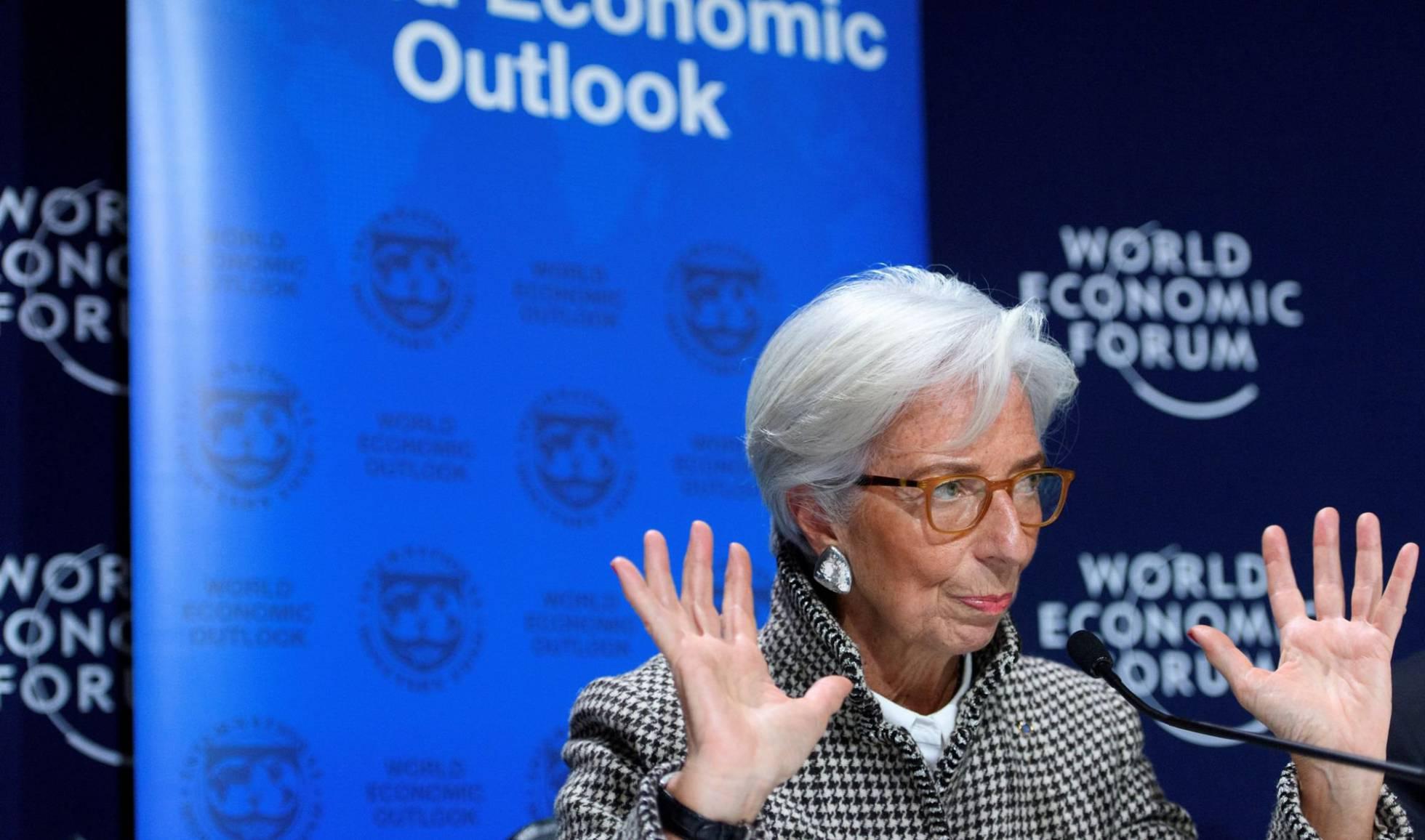 El FMI prevé en Venezuela una caída del 15% del PIB y una inflación del 13.000%