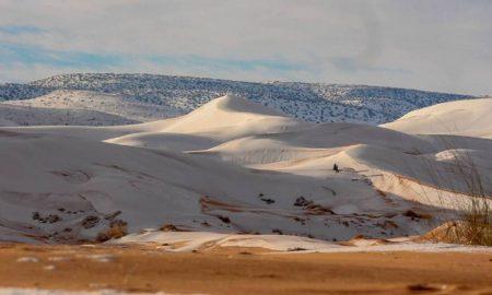 dunas nevadas