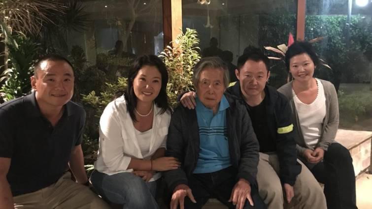 Indignación en Perú por el traslado de Fujimori a su lujosa casa de Lima