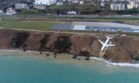 incidente avion