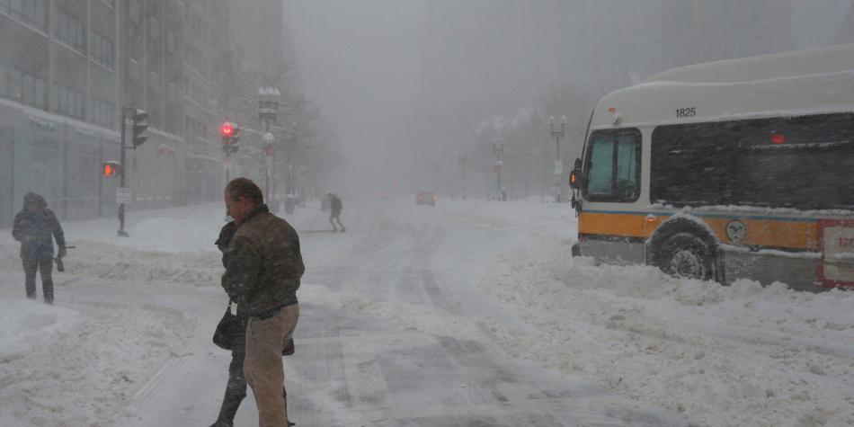 invierno en EU