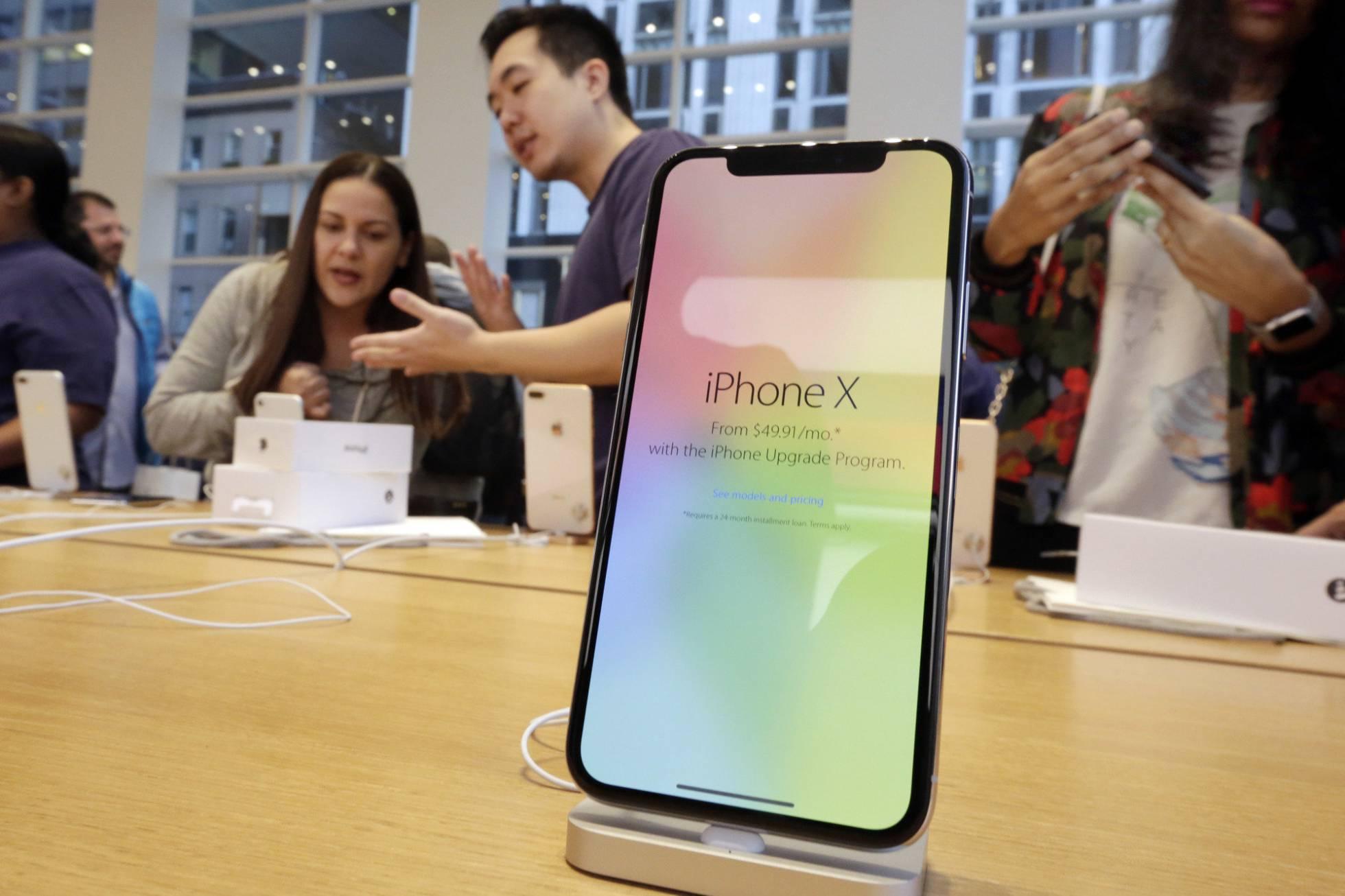 Estados Unidos investiga a Apple por ralentizar sus iPhones antiguos
