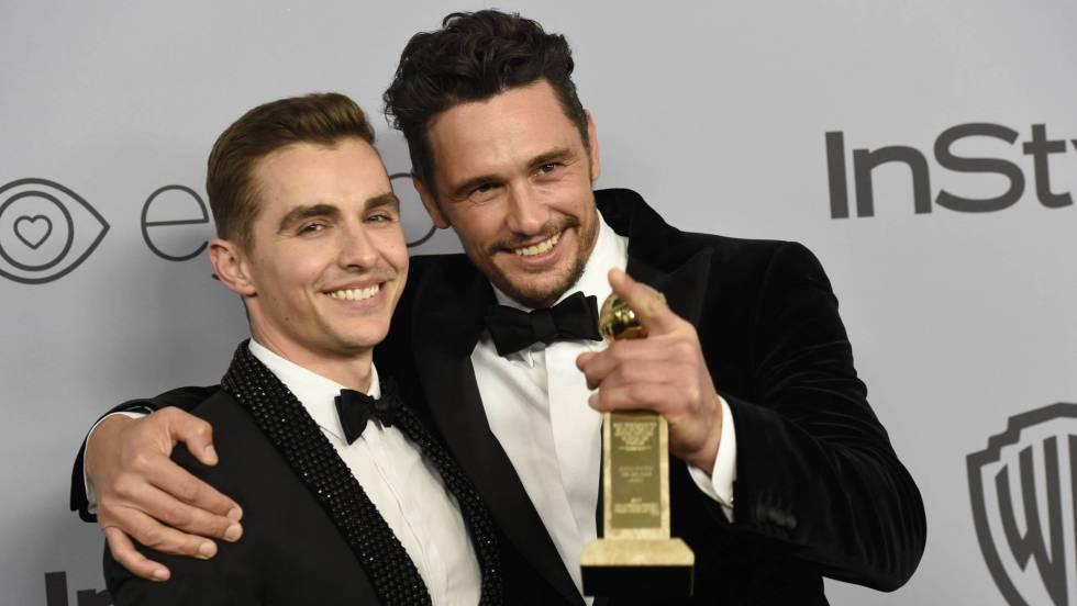 Tres actrices acusan a James Franco de comportamientos inapropiados horas después de ganar un Globo de Oro