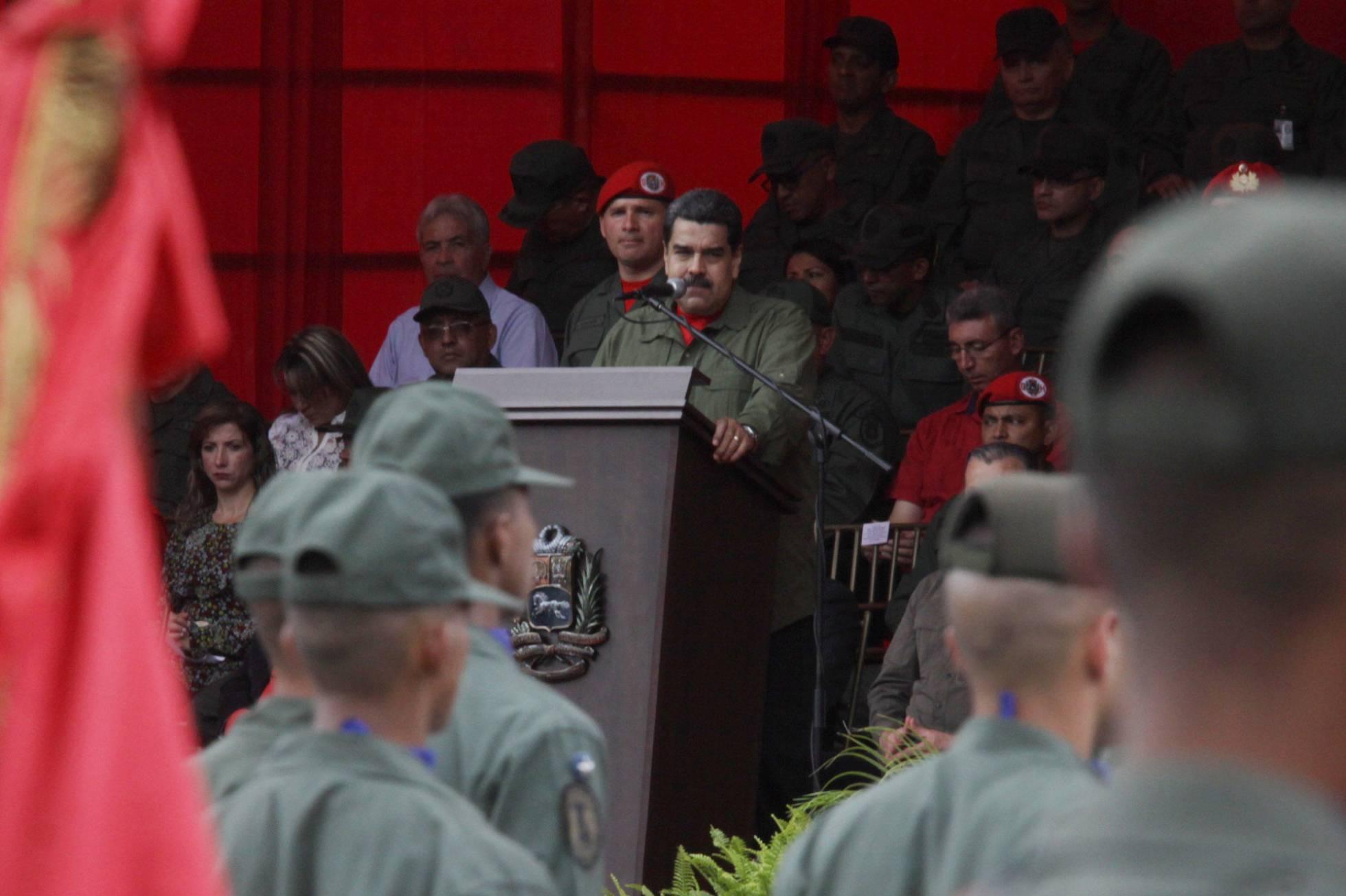 Estados Unidos sanciona a cuatro altos funcionarios chavistas