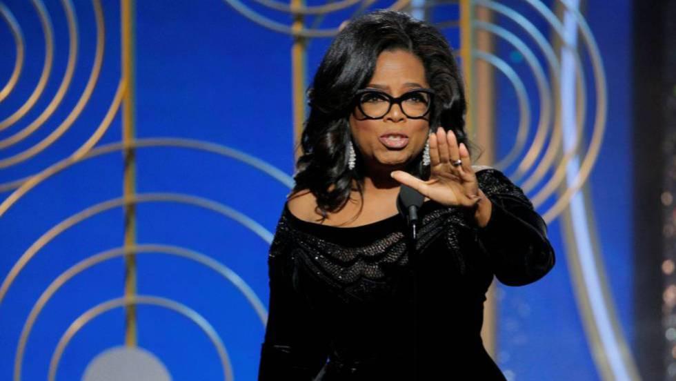 "Oprah Winfrey piensa ""firmemente"" en postularse como presidenta de EE UU"