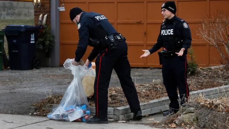 policia en canada