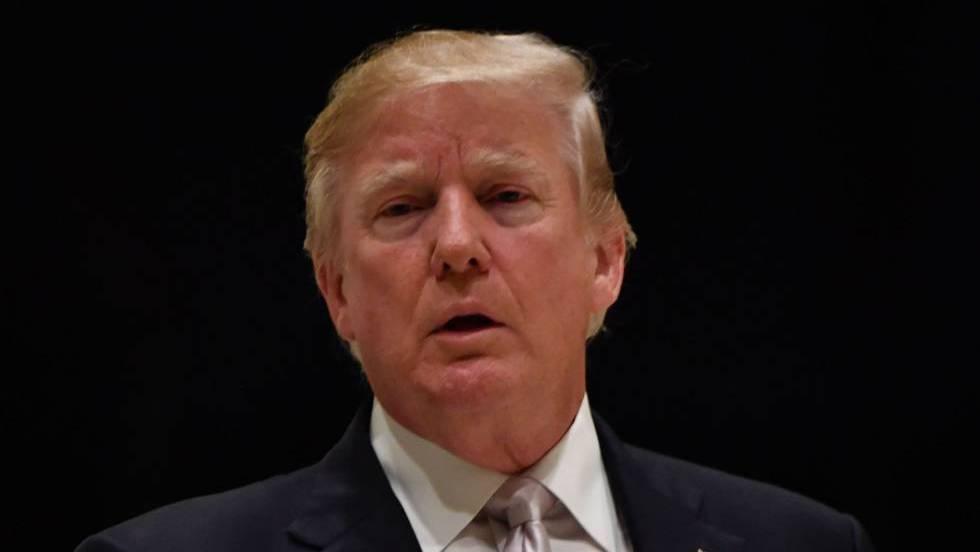 """Trump responde al escándalo: """"No soy racista"""""""