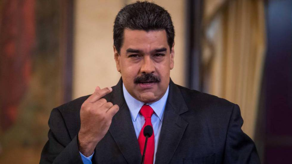 1 Nicolas Maduro