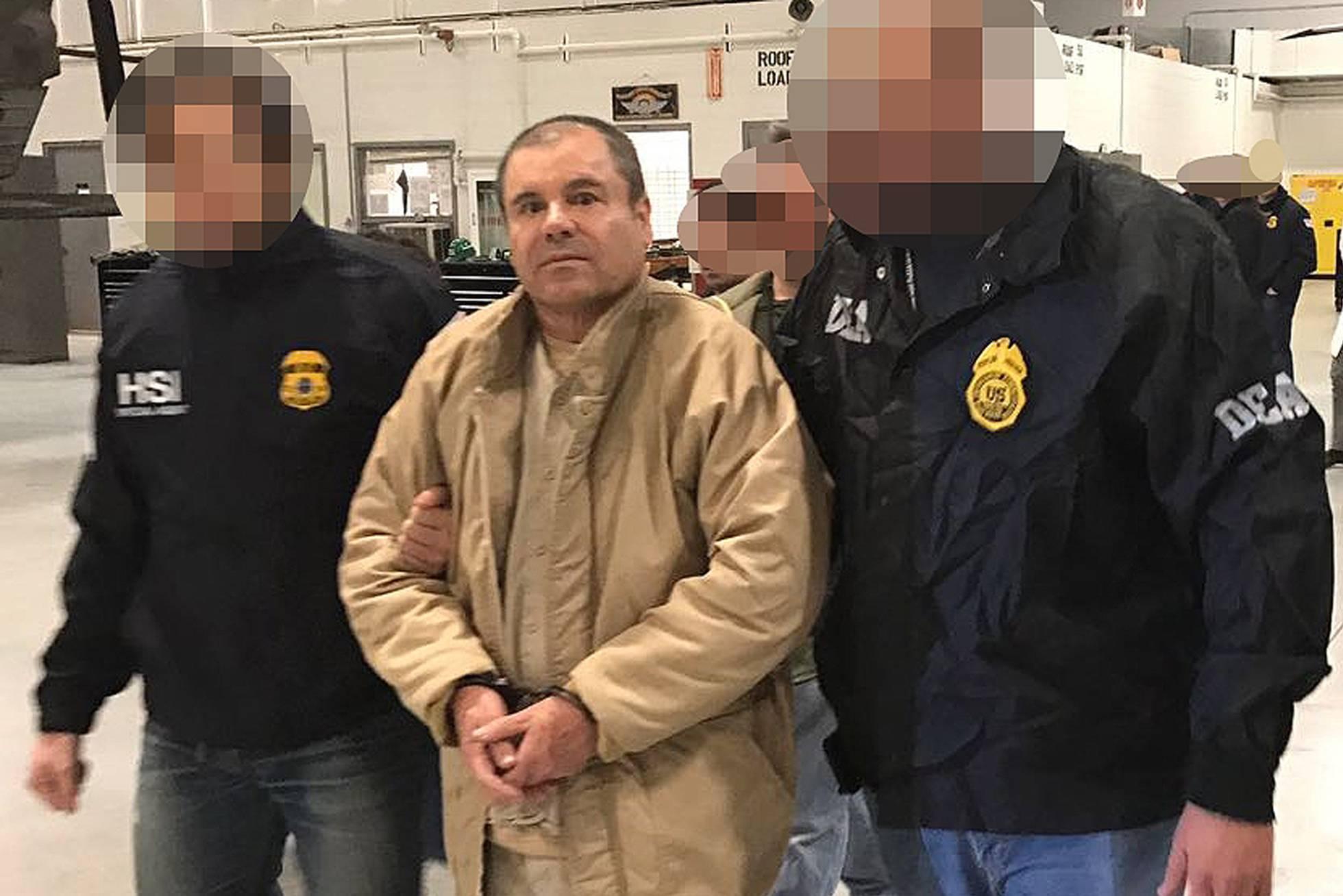 El juez ordena protección especial para el jurado que decidirá sobre el Chapo