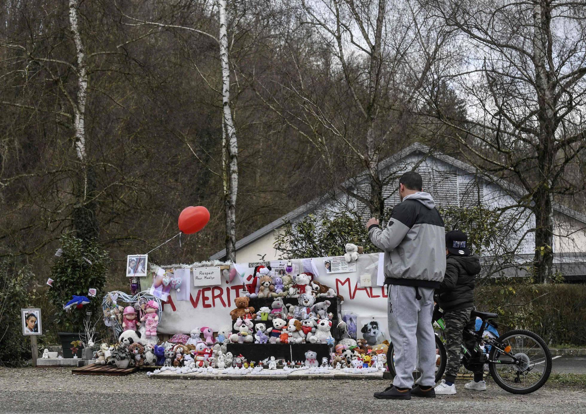 Hallados los restos de Maëlys, la niña francesa desaparecida en una boda en agosto
