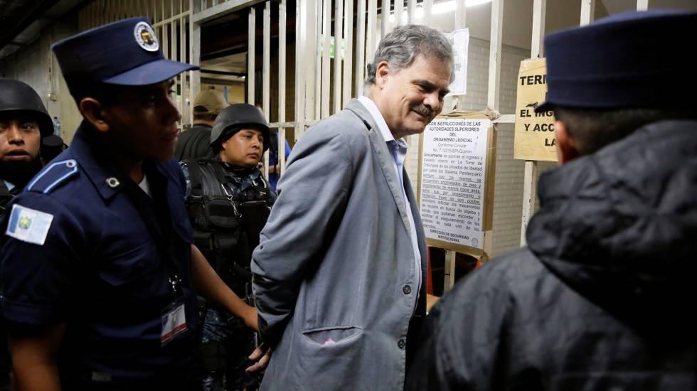 Detenido el presidente de Oxfam Internacional por un caso de corrupción en Guatemala