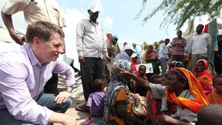 Dimite el número dos de Unicef tras ser acusado de conducta inapropiada con mujeres