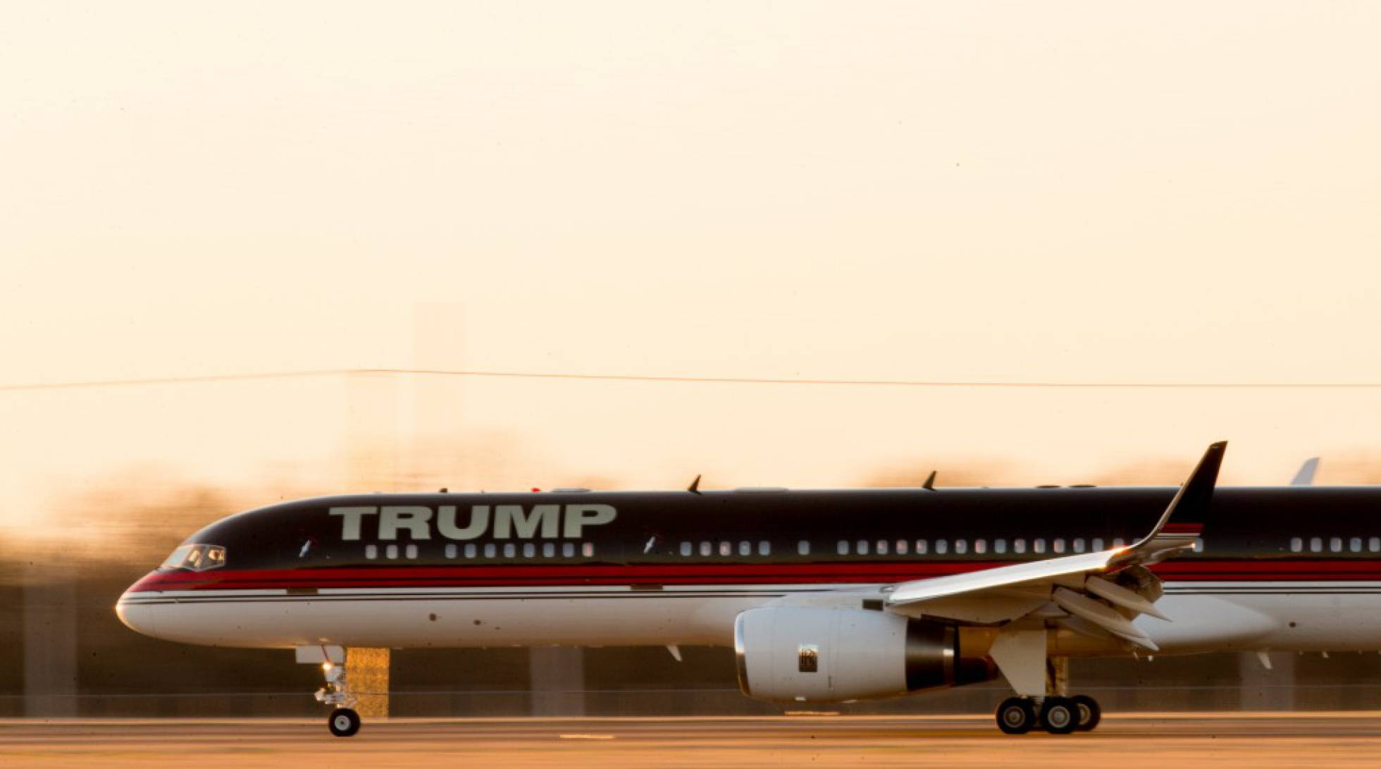 avion trump
