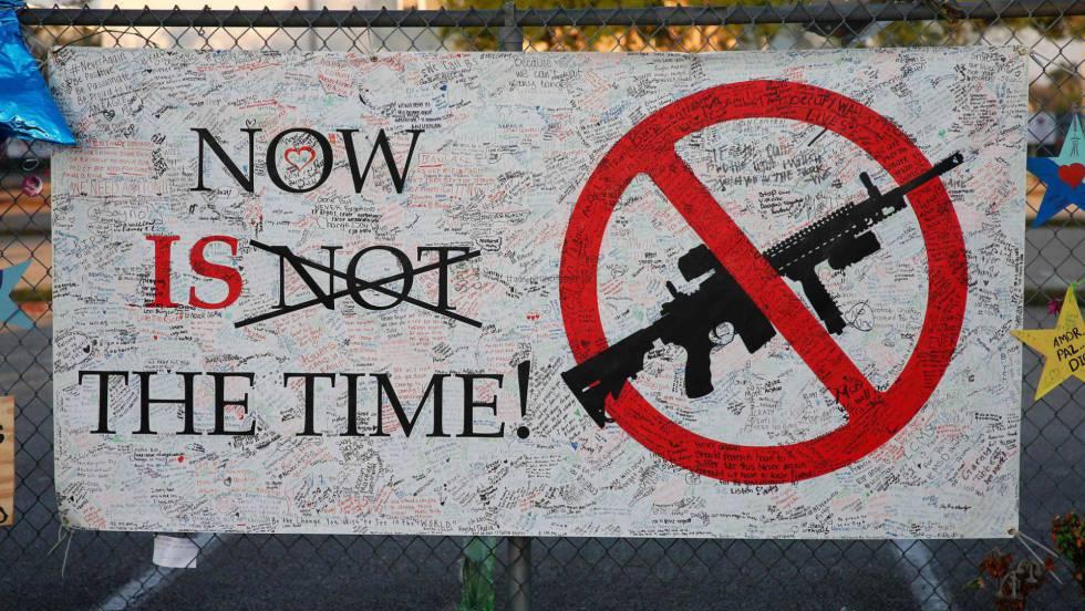 Una de las mayores cadenas de EE UU deja de vender fusiles de asalto