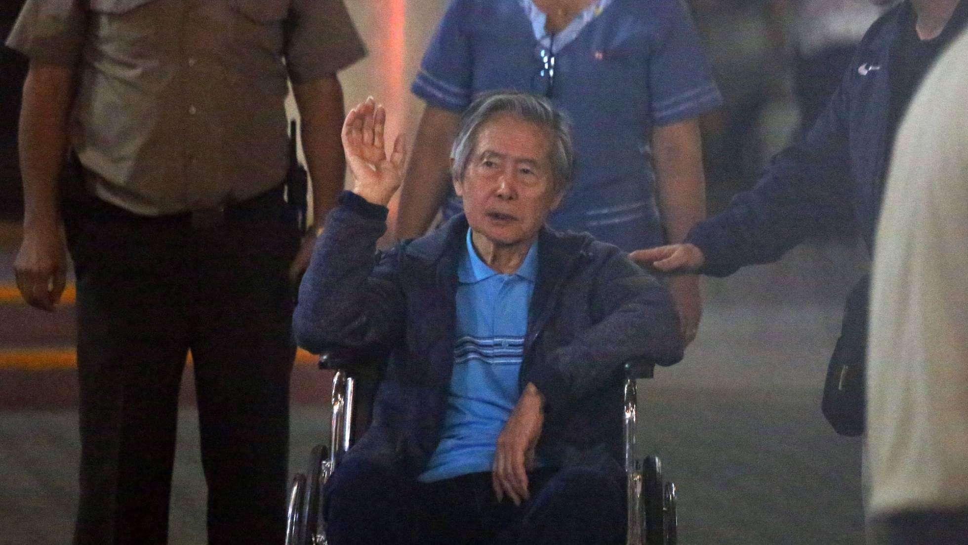 Un tribunal ordena que Fujimori sea procesado por una matanza pese al indulto presidencial