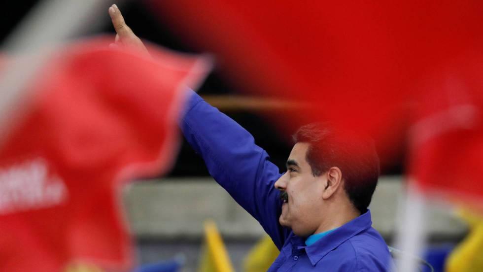 Venezuela celebrará elecciones presidenciales el próximo 22 de abril