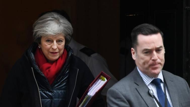 La UE quiere restringir el mercado único a Reino Unido si no cumple durante la transición