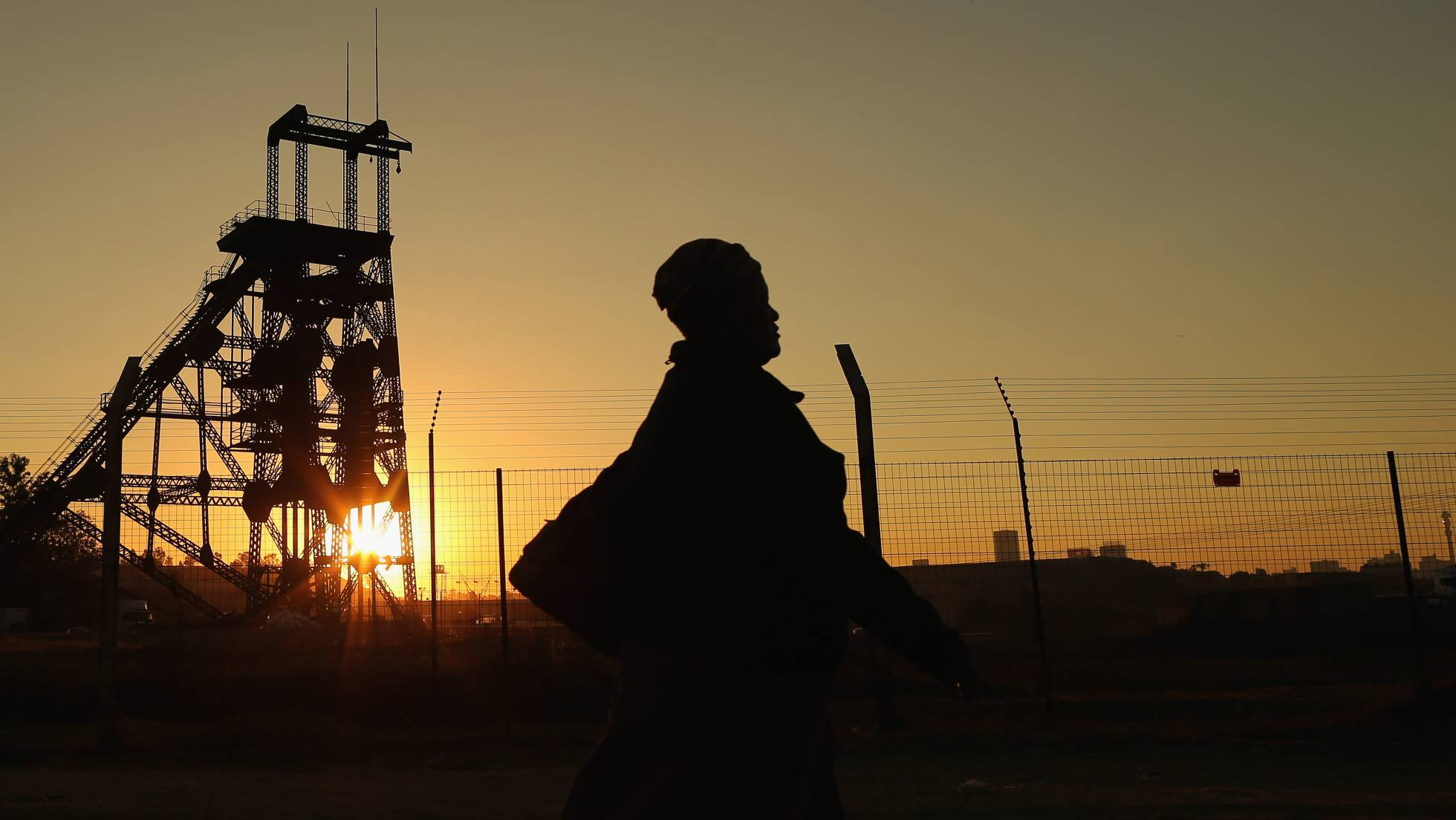 mina sudafrica