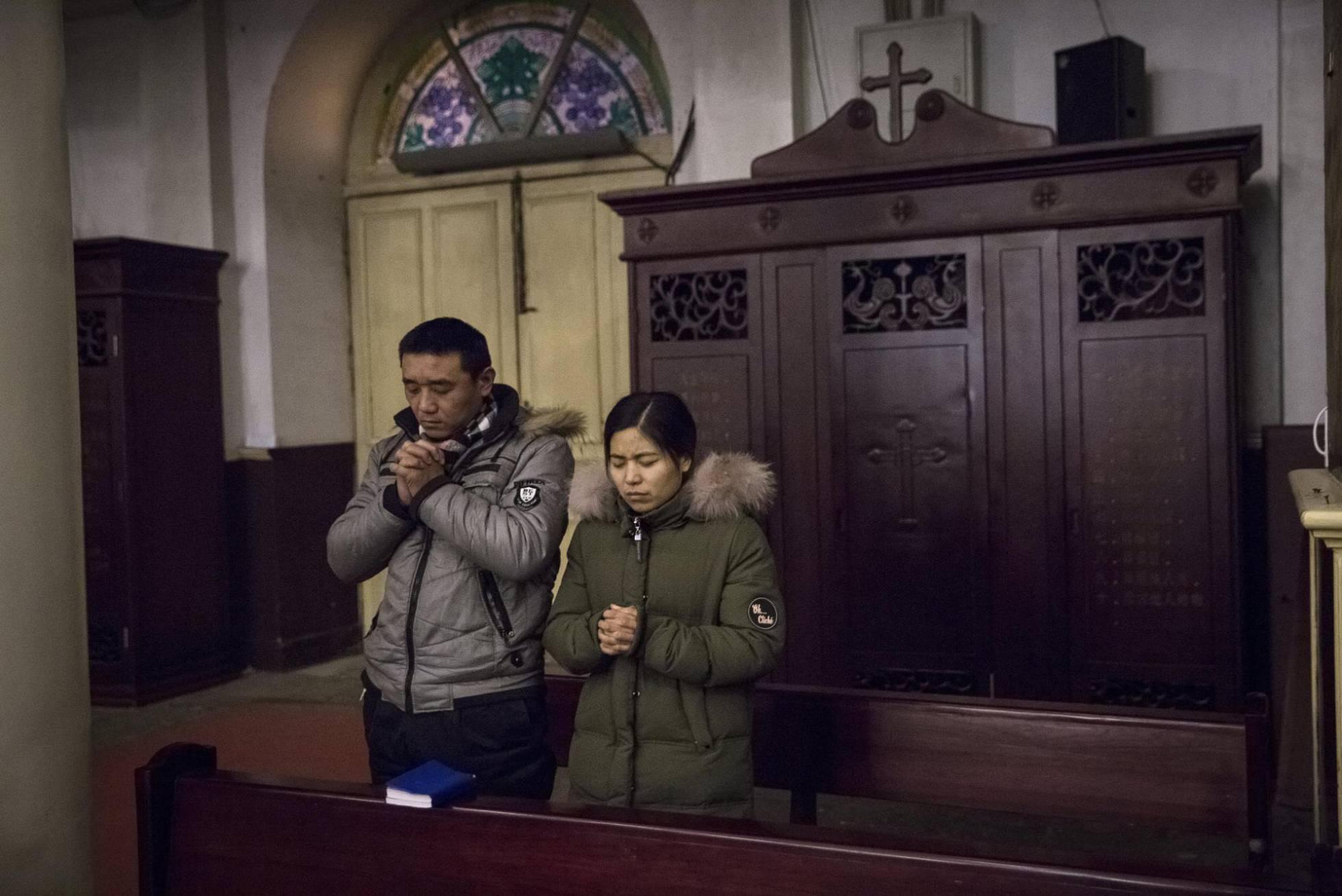 China refuerza el control sobre las actividades religiosas