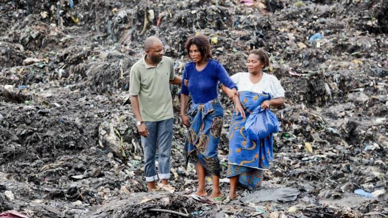 personas damnificadas mozambique