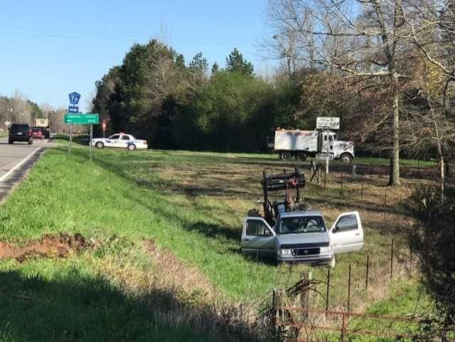 2 camiones de bomberos robados y abandonados en el Condado de Tuscaloosa