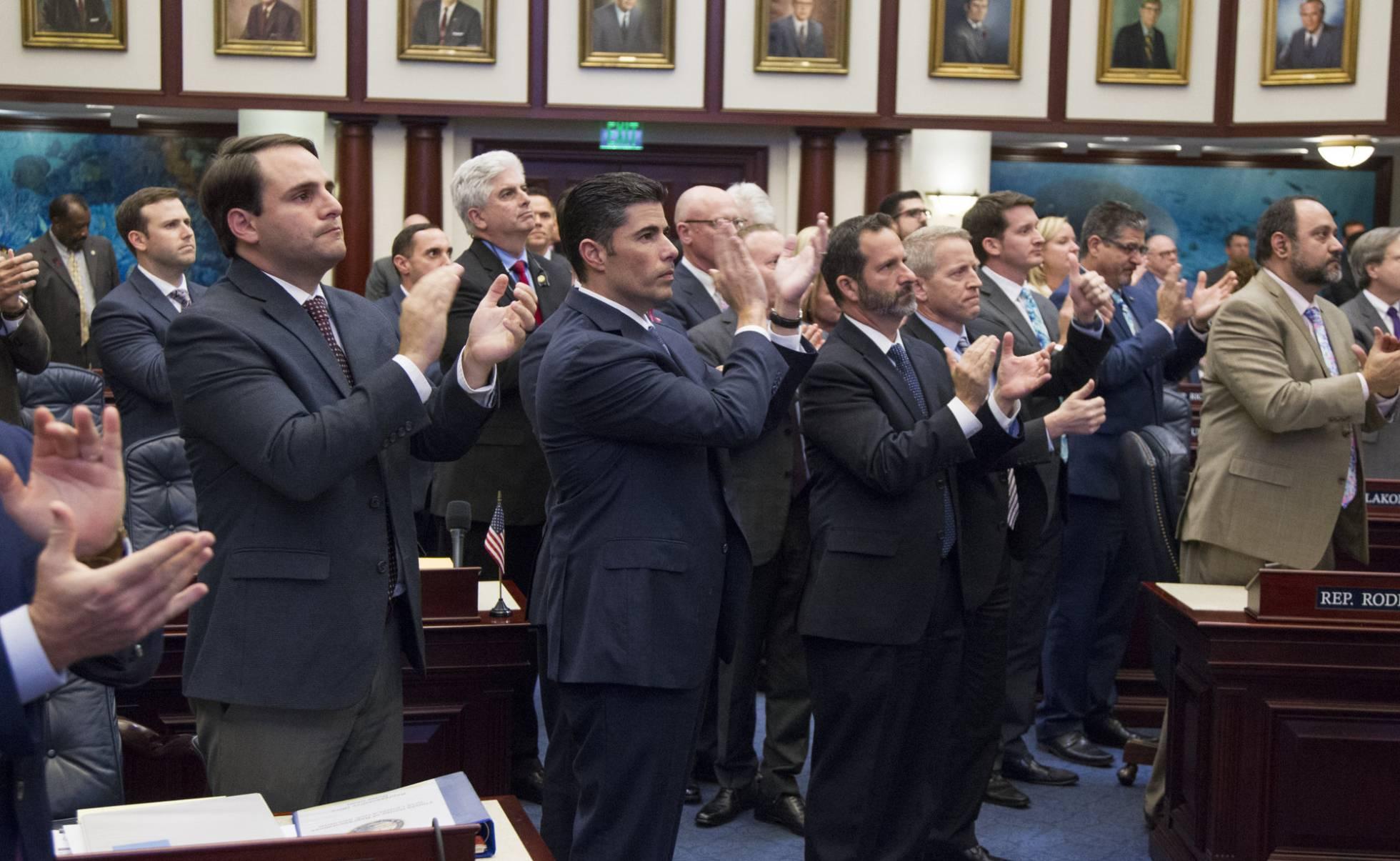 1 legisladores de florida
