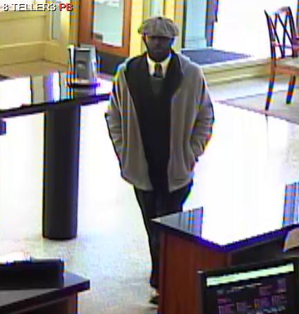 La policía de Birmingham busca sospechoso armado de robo bancario