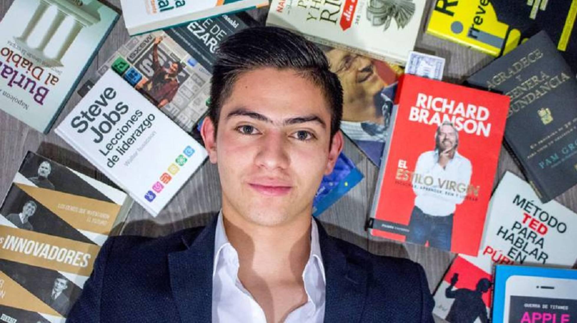 Germán Loera, el 'youtuber' mexicano acusado de liderar una banda de secuestradores