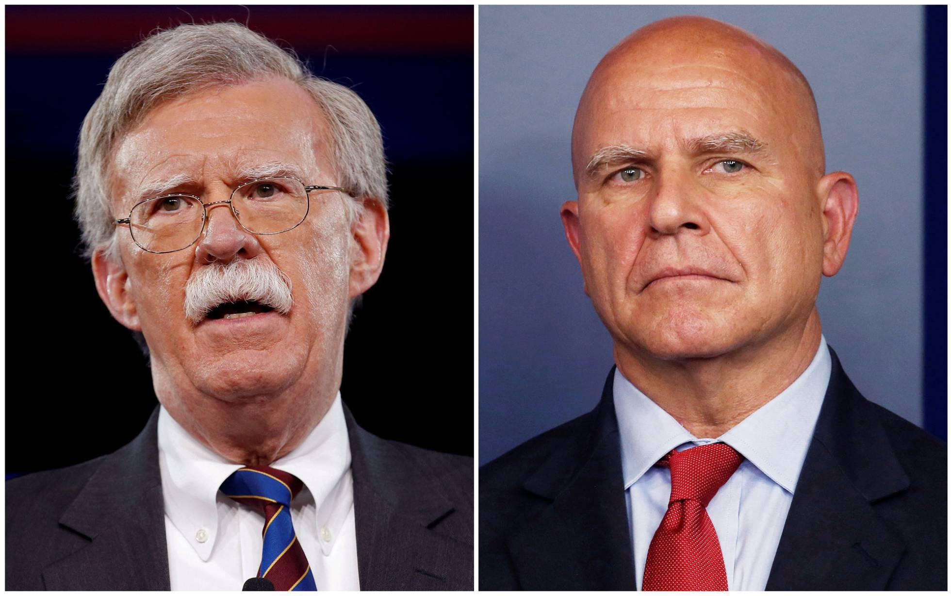 Trump culmina su giro a la derecha con el cese del general McMaster