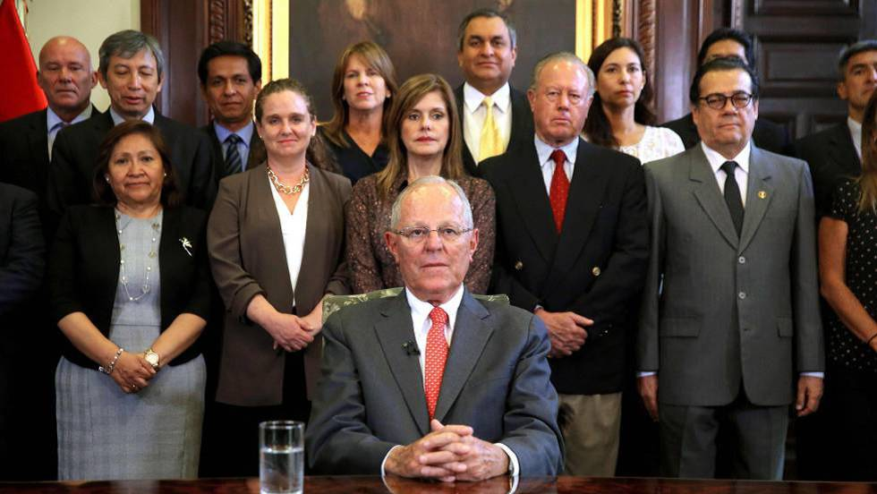Un escándalo de compra de votos fuerza la dimisión del presidente peruano Kuczynski