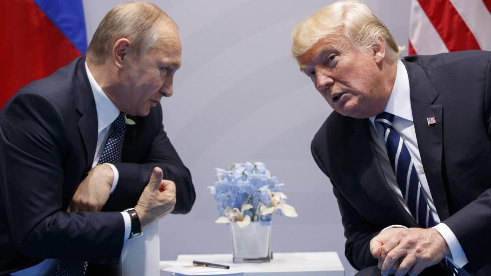 EE UU impone sus mayores sanciones a Rusia por la injerencia electoral