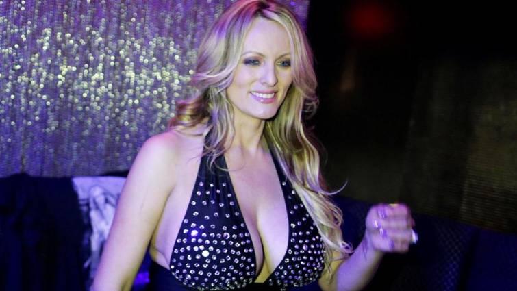 La actriz porno que mantuvo un «affaire» con Trump lo demanda