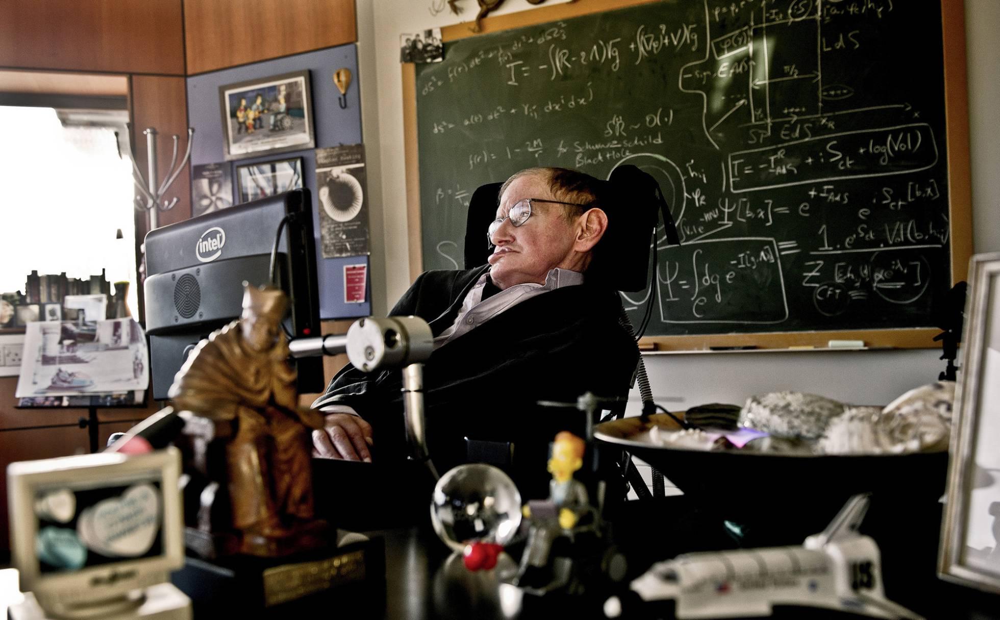 El gran problema de la física que deja Hawking