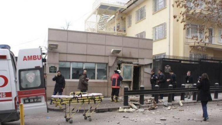 La Embajada de EE UU en Ankara cierra este lunes por una amenaza a la seguridad