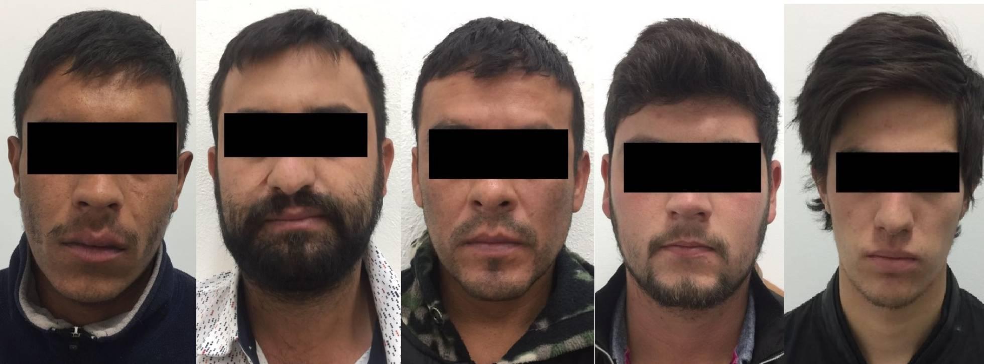 detenidos por secuestro