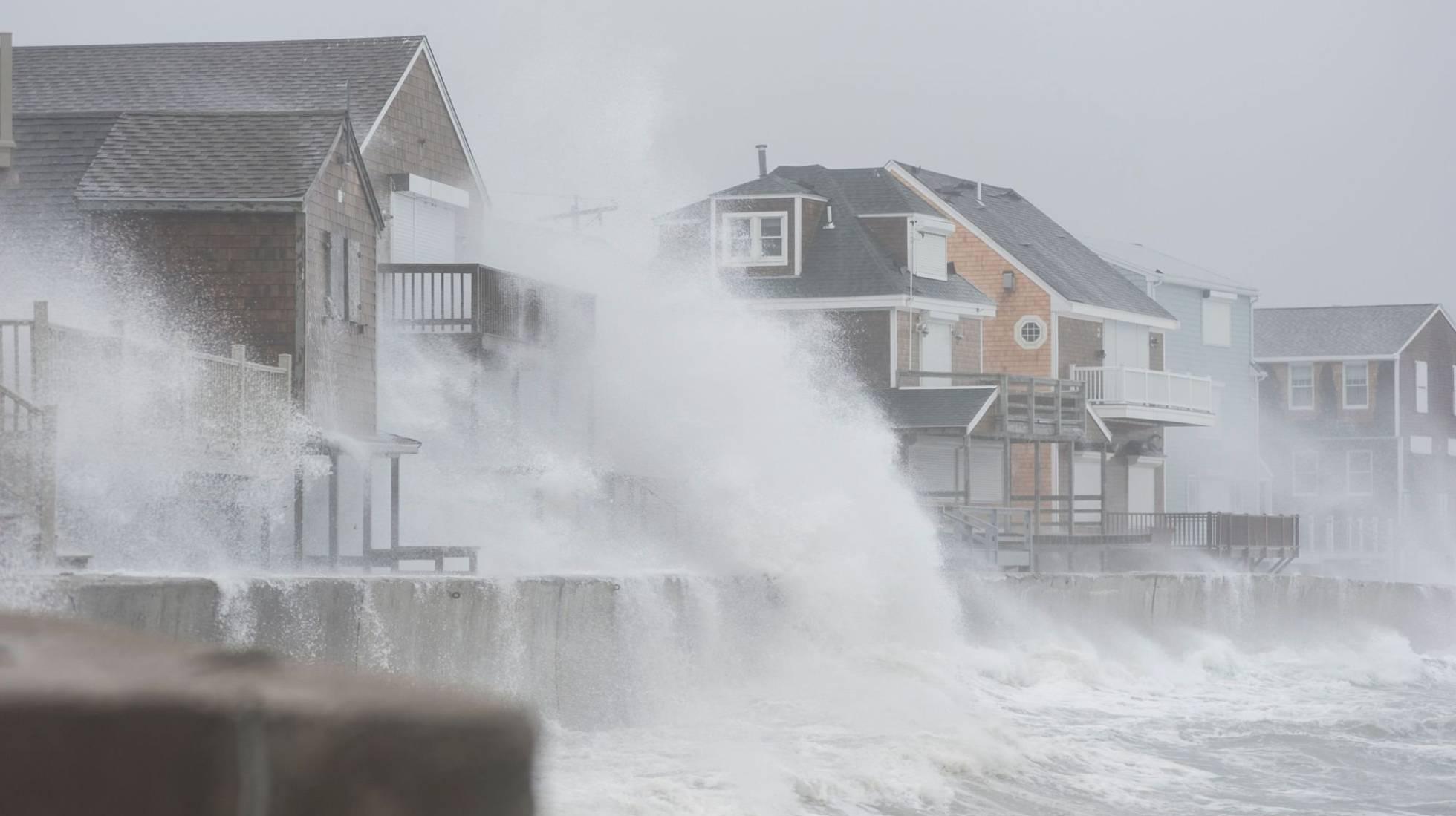 """2.400 vuelos cancelados en Estados Unidos por un nuevo """"ciclón bomba"""""""