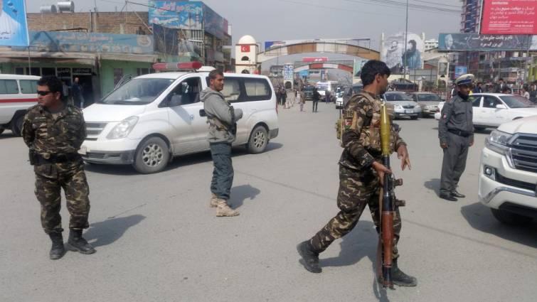 Al menos diez muertos y 18 heridos en un ataque suicida en Kabul