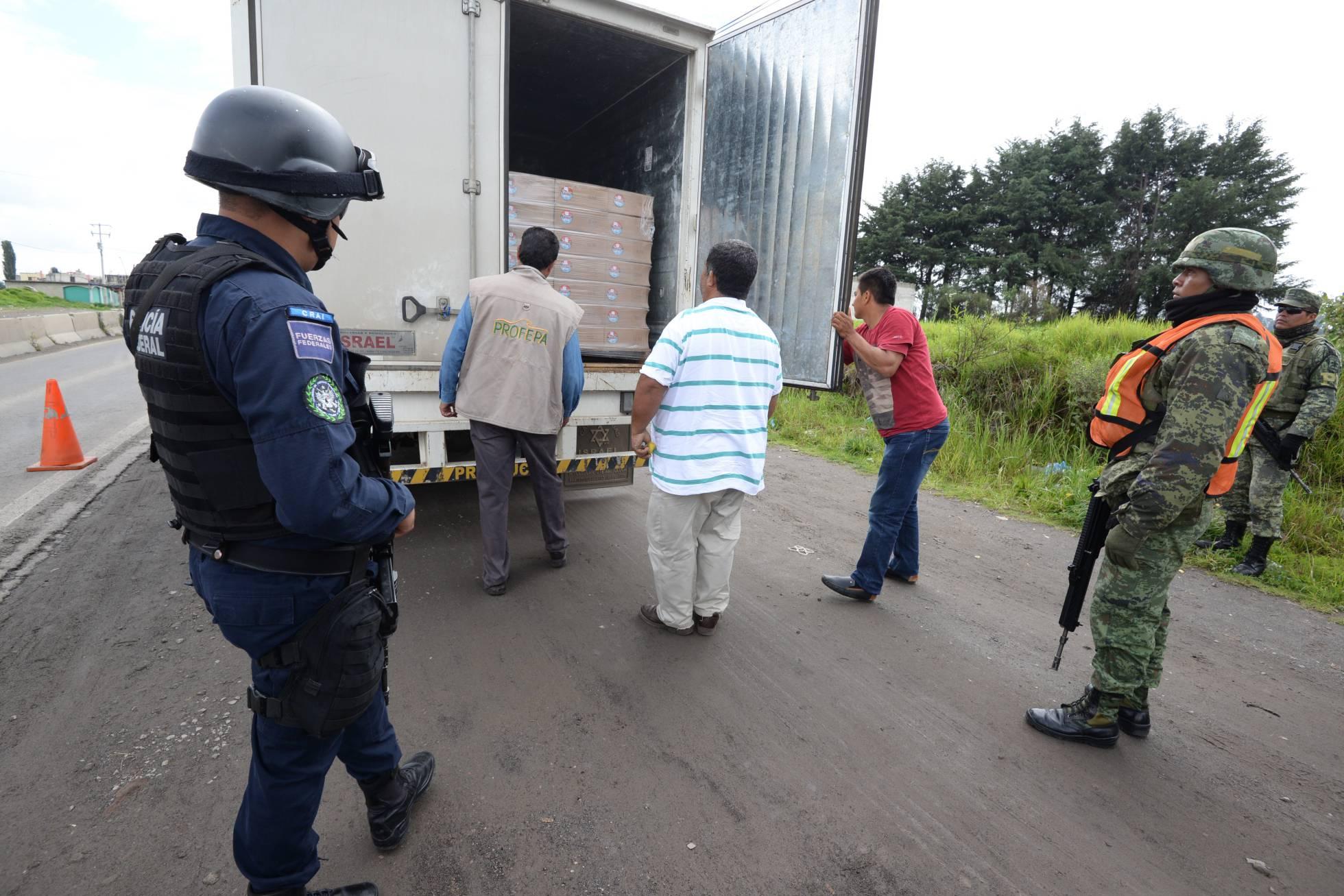 El Supremo mexicano avala las inspecciones policiales sin orden judicial