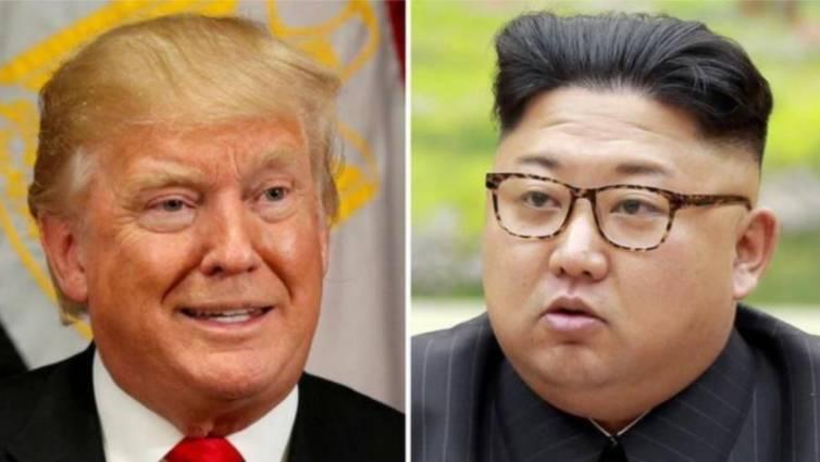 Trump acepta reunirse con Kim en mayo para tratar la desnuclearización