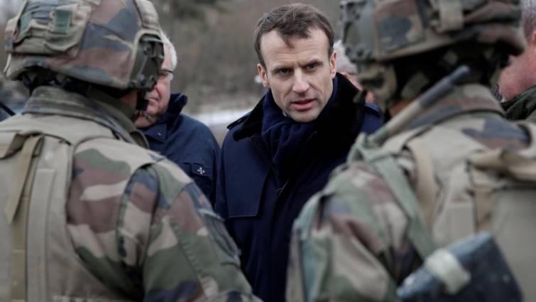 Francia y EEUU prometen una respuesta firme al uso de armas químicas en Siria