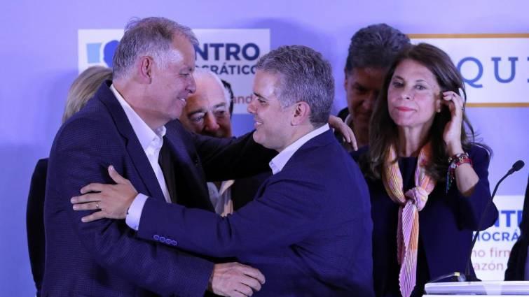 El partido de Uribe obtiene una victoria con sabor agridulce