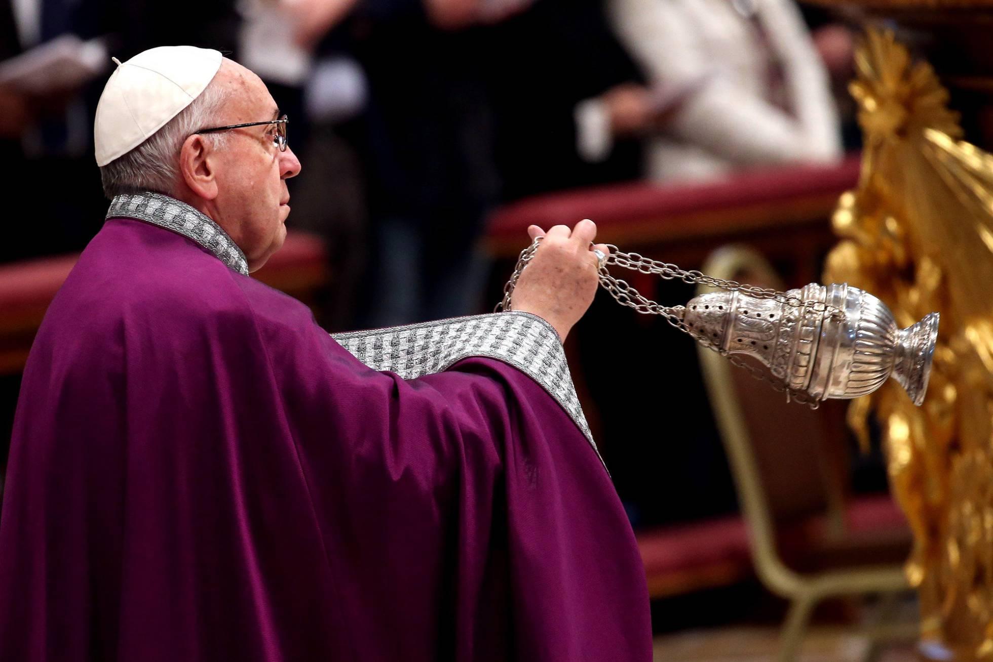 El Papa que se niega a volver a su tierra