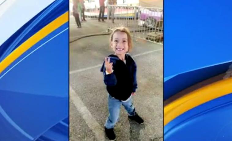 Niño secuestrado de Sylacauga de 5 años, hallado a salvo en Mississippi