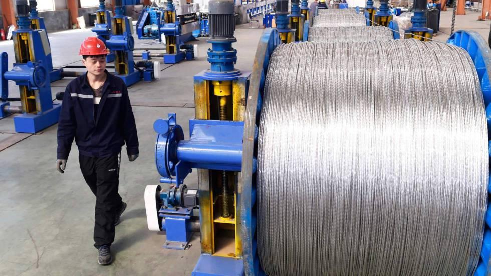 China denuncia a EE UU ante la OMC por los aranceles al acero y el aluminio