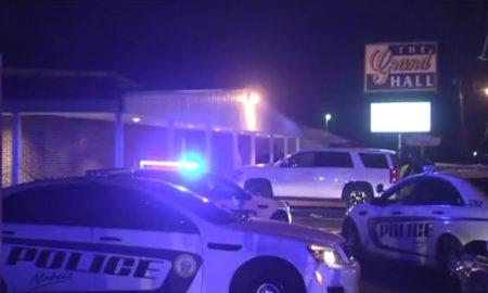 1 tiroteo en Mobile