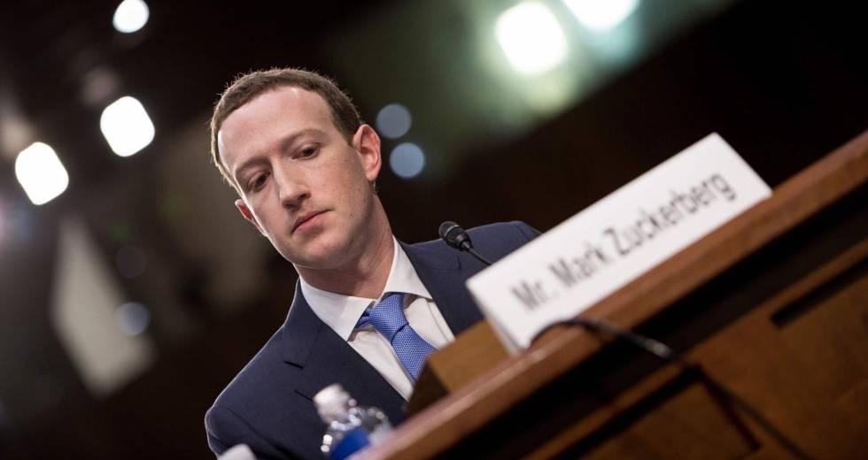 """Zuckerberg, en el Congreso de EE UU: """"Habrá que regular la privacidad"""""""