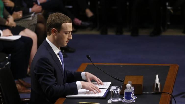Zuckerberg, en el Senado de EE UU: «Fue un error mío. Lo siento»