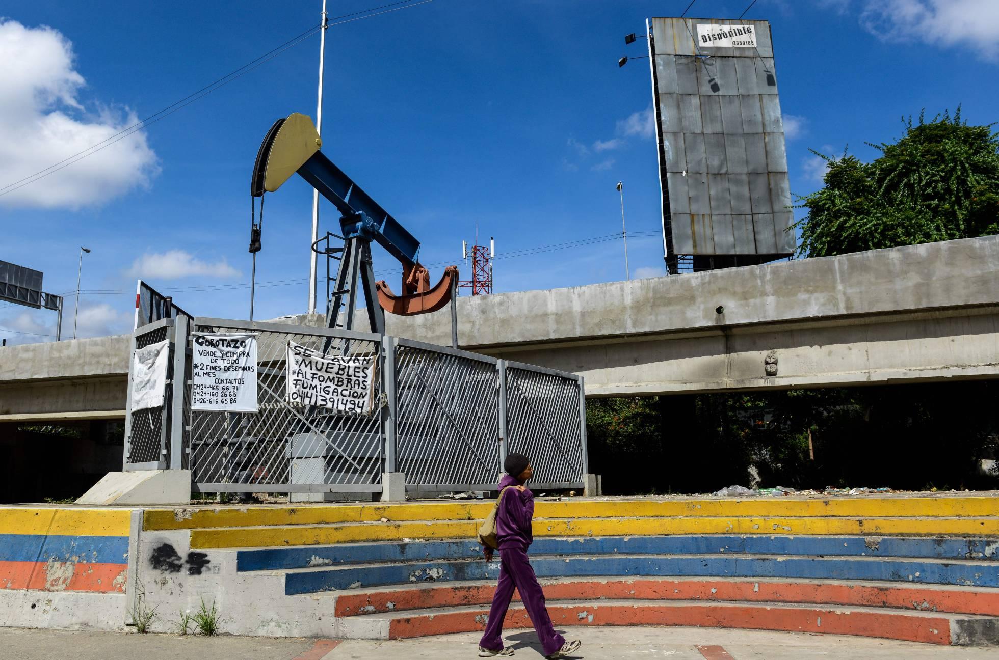 Las refinerías venezolanas, al borde del colapso